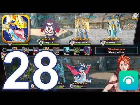 Neo Monsters - Gameplay Walkthrough Part 28 - Grand Champion (iOS)
