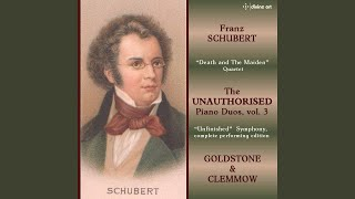 "Symphony No. 8 in B Minor, D. 759 ""Unfinished"": III. Scherzo and Trio: Allegro - Poco meno..."