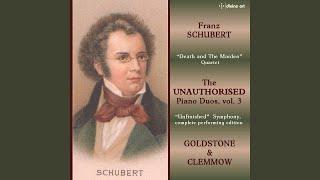 """Symphony No. 8 in B Minor, D. 759 """"Unfinished"""": III. Scherzo and Trio: Allegro - Poco meno..."""