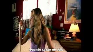 Puddle Of Mudd - She Hates Me (uncensored)--Sub Ita
