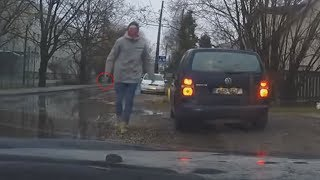 10 Shocking Road Rage Moments Caught On Camera!