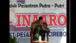 KH. ADIB ROFI'UDDIN IZZA Buntet Pesantren Cirebon - Tausiyah Di Subang - Jawa Barat