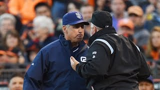 MLB | 2015 April Ejections ᴴᴰ