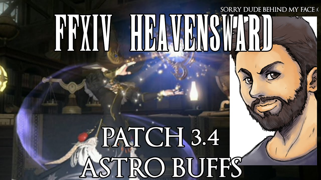 FFXIV - Buffs to Astro Shields/Cards Coming in 3 4!