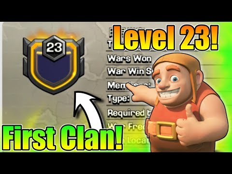 OMG😲I Found World's First Level 23 Clan In Clash Of Clans | Clash Of clans