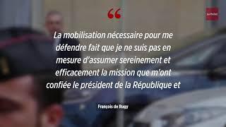 François de Rugy démissionne