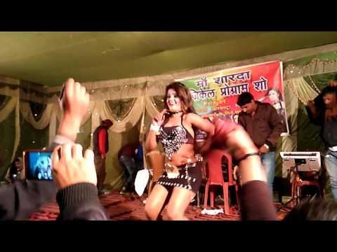 Pinjari (Barbigha) stage show by nice girl