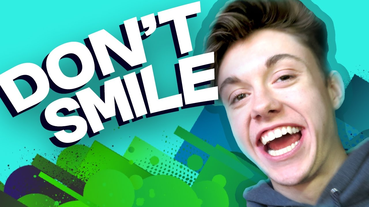 Try Not Smile Challenge