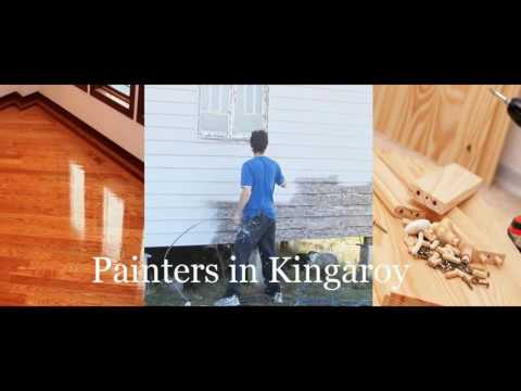 House Painters with Roof Painting Kingaroy