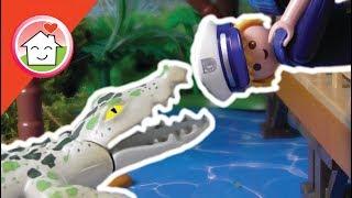 Playmobil Polizei Film deutsch Nashorn, Overbeck und Co /  Kinderserie von family stories
