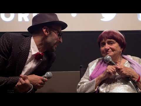 Agnès Varda and JR | 'Faces Places' Q&A | NYFF55