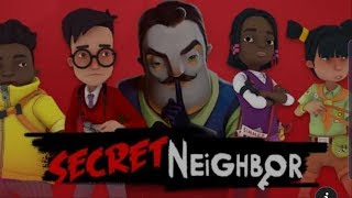 🔴 PROBAMOS EL NUEVO EVENTO SECRET NEIGHBOR EASTER ALPHA | SECRET NEIGHBOR | GAMEPLAYSMIX