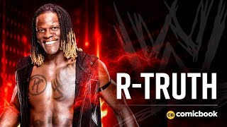 R-Truth - ComicBook.com Exclusive WWE Interview