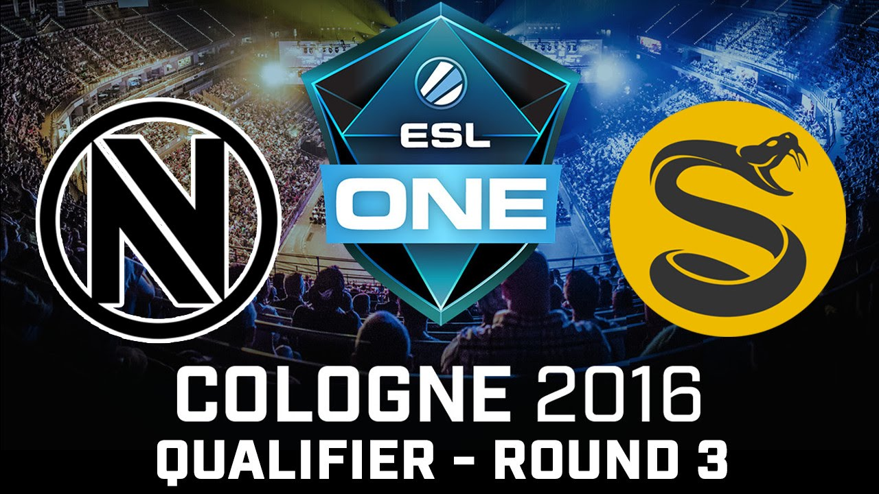 Esl One Cologne Qualifier