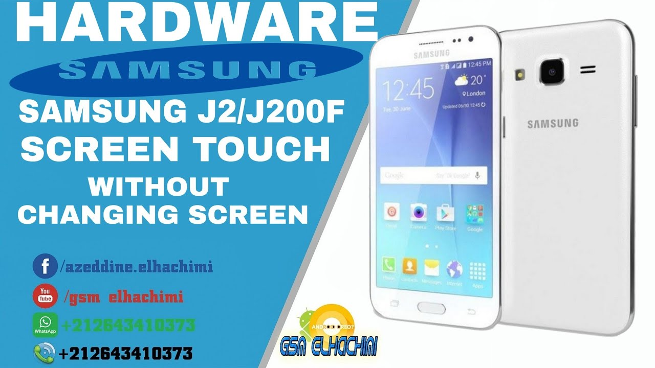 samsung touch   Samsung Mobile