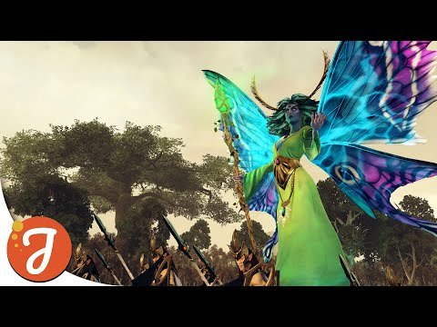 Ariel's Aerial Assault Sisters w/ Indypride | Twisted & The Twilight | Total War: WARHAMMER II |
