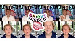Bright Minded: Live with Miley Cyrus - Senator Elizabeth Warren - Ep 19
