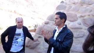 Монастырь Святой Екатерины  Экскурсия 2013(я в контакте http://vk.com/id11014056 Другие Видео http://www.youtube.com/user/GANSTAVIKTOR Подводный мир Египта ..., 2014-01-11T11:20:53.000Z)