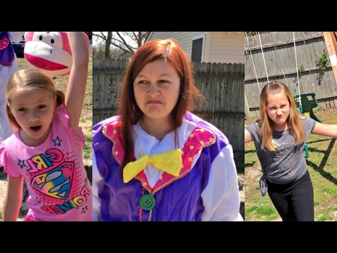 EASTER EGG HUNT PRANK TRIGGERS KIDS! GRIM PRANKS NEIGHBOR IN BUNNY COSTUME!