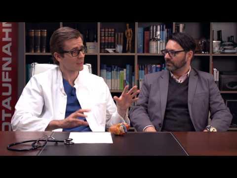 Dr. Johannes und Bruno zum Thema Organspende