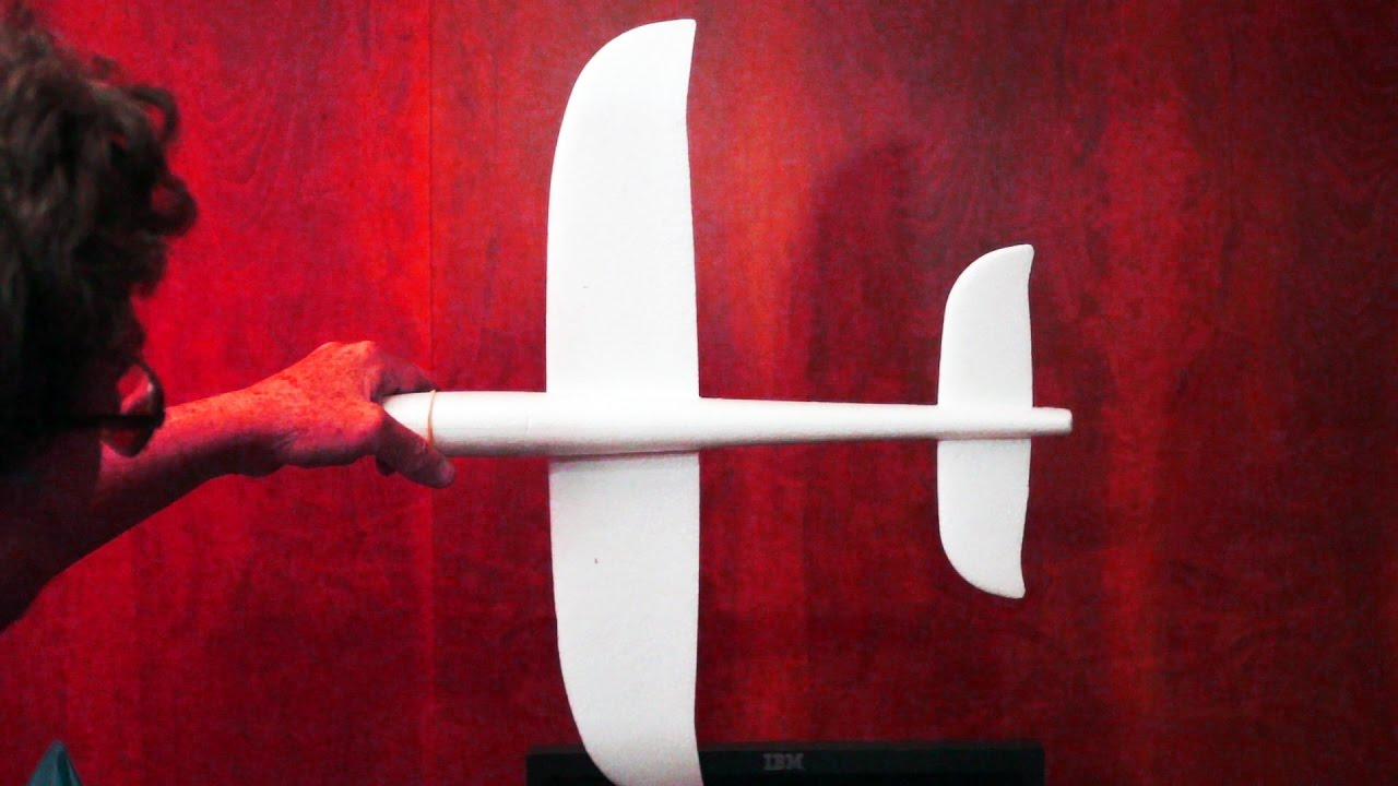 Electric Toothbrush Aircraft - Part 4 - Fly Toothbrush