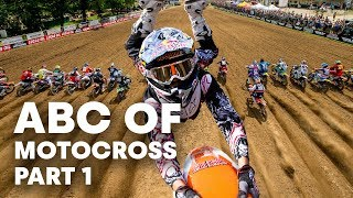 All You Need To Know About Motocross Bikes | ABC of Motocross Part 1