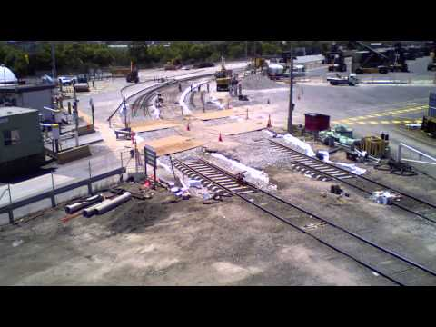 Coleman Rail - Melbourne Freight Terminal