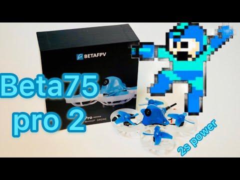 BetaFPV Beta75 Pro 2 micro drone 2s whoop