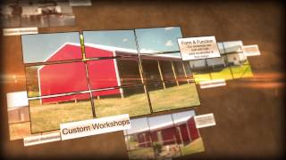 Oklahoma Barn Builder - D Cross Barn Co. - Pole Barn Construction