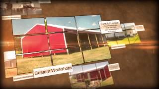 Oklahoma Barn Builder - D Cross Barn Co. - Pole Barn Construction