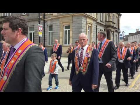 Co. Fermanagh GOL Annual Memorial Parade 2017