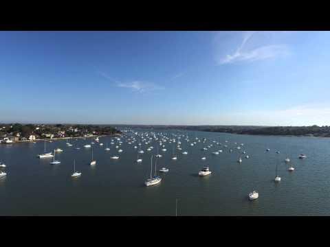 Sans Souci Bay Aerial Views
