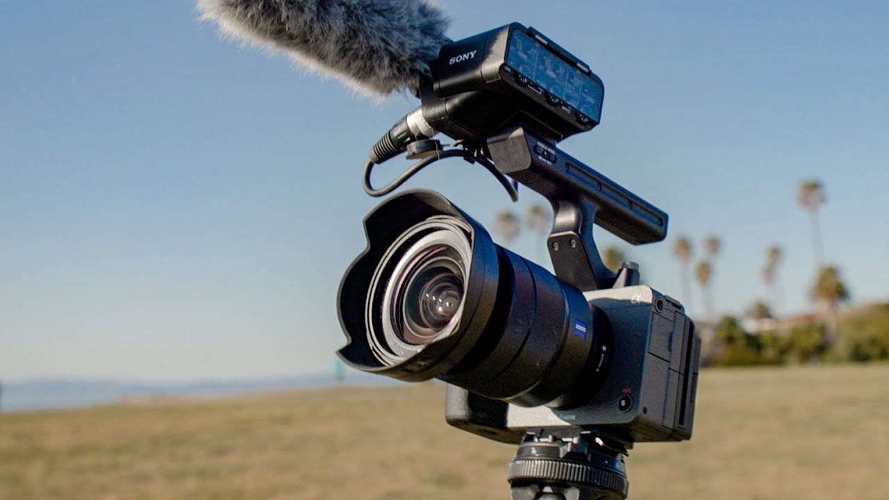 """Sony FX3 