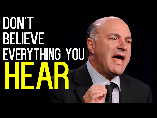 Kevin O'Leary   Turn Your Weakness into a Superpower
