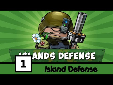 Island Defense: Offline Tower Defense Walkthrough Gameplay Part 1 – Game For Android (Mobile) |