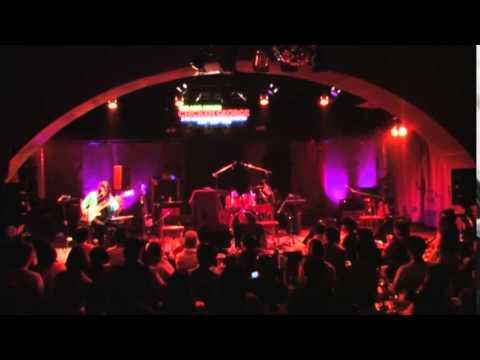 クリス・チアリ CHICKEN GEORGE LIVE 8.12 2014