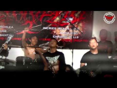 TURBIDITY Slamming Asian Tour 2013 - Burn In Flame 2 (Malaysia)