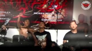 TURBIDITY Slamming Asian Tour 2013 - Burn In Flame 2 (Malaysia)