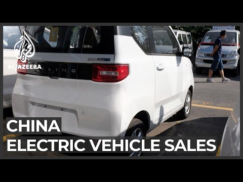 GM-Wuling tiny car overtakes Tesla to lead China's EV market