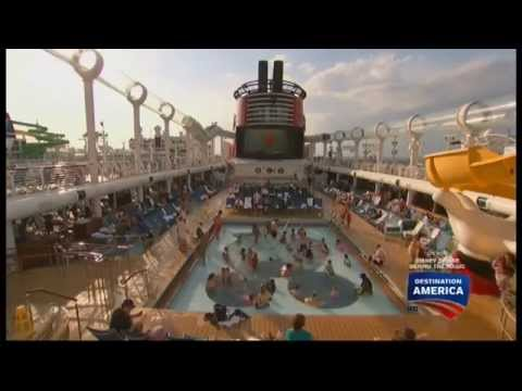 Tour Disney Cruise Line - Fantasy, Magic, Dream and Wonder 2013