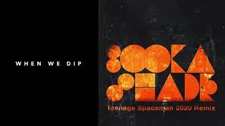 Premiere: Booka Shade - Teenage Spaceman (Booka's 2020 Rework) [Blaufield Music]