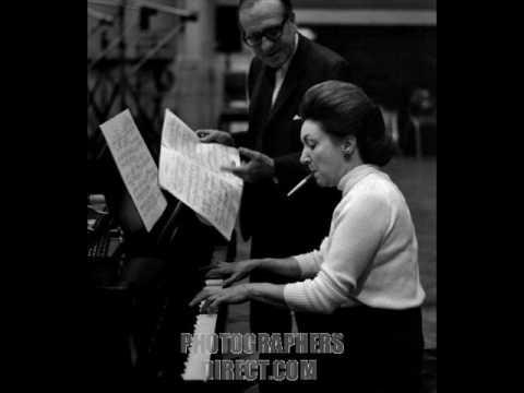 Moura Lympany- Chopin etude no 4 op 10
