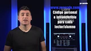 Presentación de la obra Yo Serato (Libro + Vídeos Tutoriales + Asesoría Online)