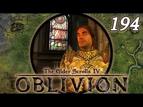 We Take On The Great Gate - Let's Play Oblivion (Max Difficulty) #194