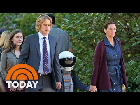 'WONDER'   2017  Julia Roberts, Owen Wilson  TODAY