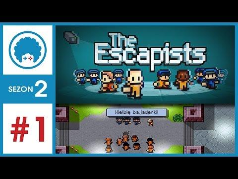 iGRAmy z The Escapists | s02 | Dzień #1 - Center Perks