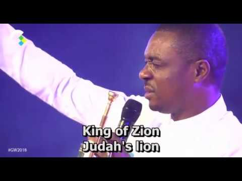NATHANIEL BASSEY LIVE IN GHANA | GREATER WORKS CONFERENCE 20