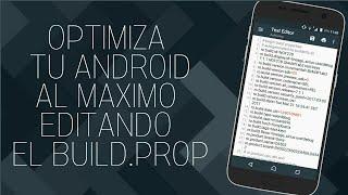Video Optimiza tu Android al Maximo Editando el Build.prop [ROOT] download MP3, 3GP, MP4, WEBM, AVI, FLV Oktober 2018