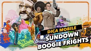 Dica de download mobile do dia: Sundown: Boogie Frights
