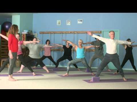 Coast Yoga Glenelg - Beginners Iyengar Yoga